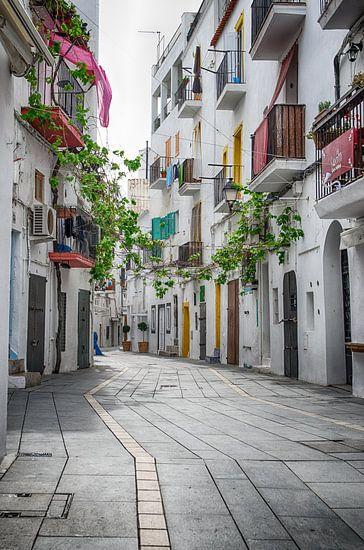 Ibiza-stad (Eivissa) van Mark Bolijn