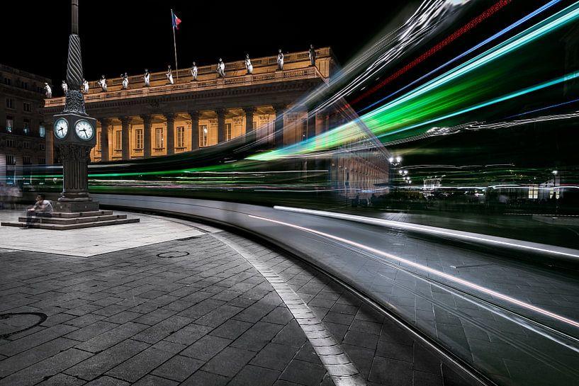 Elastic Tram van Arnaud Bertrande