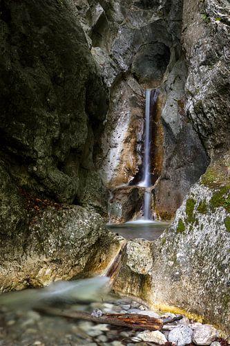 Heckenbachwasserfall von