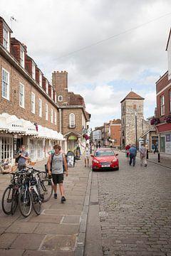 Canterbury winkelstraat van Wilbert Van Veldhuizen