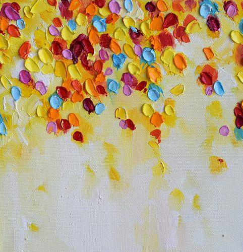 Rainbow Dots van Maria Kitano