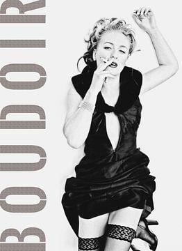 Boudoir, Stijl Marylin, Vintage, Retro van Kahl Design Manufaktur