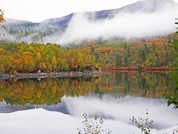 Schottischer See - Schottische Highlands von Liefde voor Reizen
