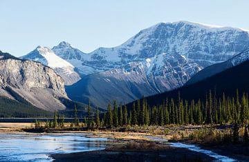 Canadian Rockies in volle gloren van Nathan Marcusse