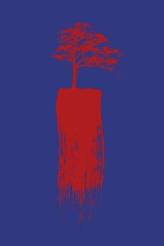 Lonely Tree von Harry Hadders