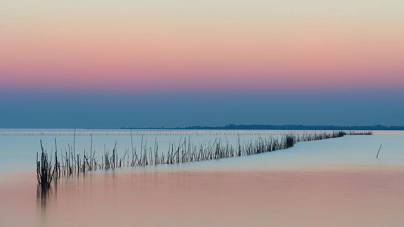 Zonsondergang aan de Oosterschelde van B-Pure Photography