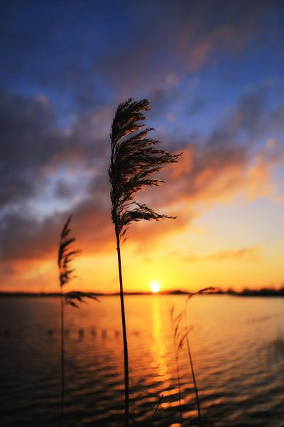 Sunrise at the lake van LHJB Photography