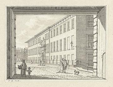 Burgerweeshuis te Rotterdam, Jan Bulthuis, 1790