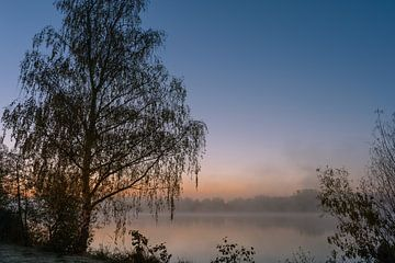 Zonsopgang bij het meer van Marc-Sven Kirsch