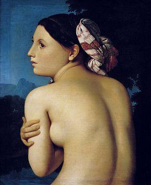 Jean Auguste Dominique Ingres, Weiblicher Rückenakt von Atelier Liesjes