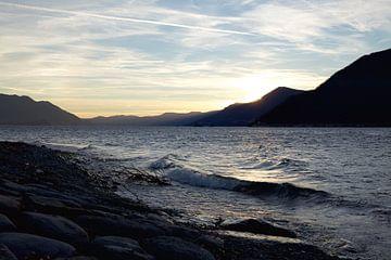Lago Maggiore van Paul Gerard