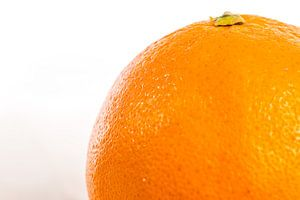 Sinaasappel van dichtbij