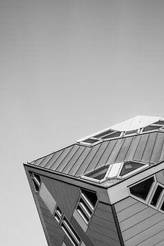 Würfelhaus Rotterdam von Daan Nieuwland