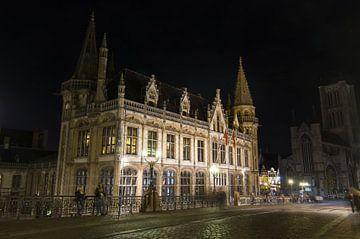 Sprookjesachtig Gent