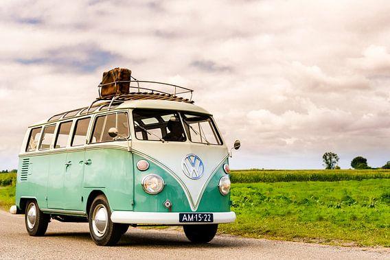 Volkswagen Transporter T1 split screen klassieke camper