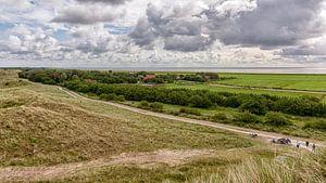 Oosterend en polder van