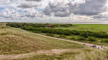 Oosterend en polder van Roel Ovinge
