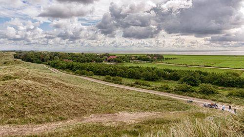Oosterend en polder