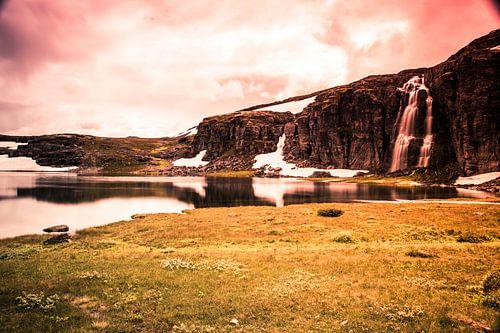 Flotvatnet meer aan de Snøvegen 1