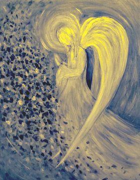 Anges de la nuit, sur Christine Nöhmeier