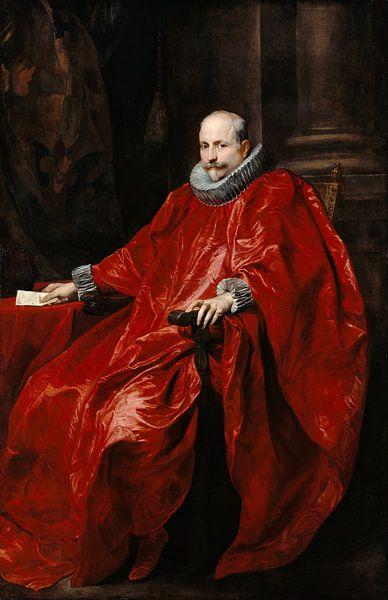 Porträt von Agostino Pallavicini, Anthony van Dyck von Meesterlijcke Meesters