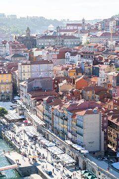 Stadtbild, Porto, Portugal von The Book of Wandering