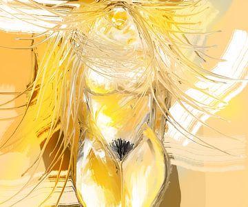 Wild Woman van l'artiste passionné l'artiste