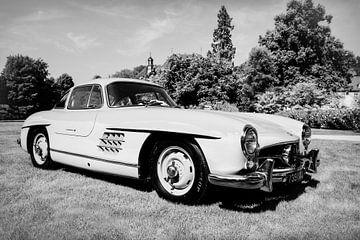 Mercedes-Benz 300SL Flügeltürer der 50er Jahre von Sjoerd van der Wal