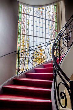 Klassieke trap van Mark Bolijn