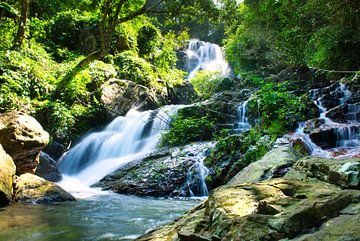 Wasserfall von Bart Nikkels