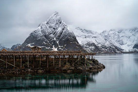 Nusfjord, Norway Lofoten