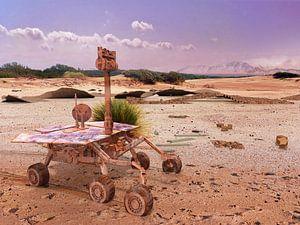 Marsrover Opportunity still going strong