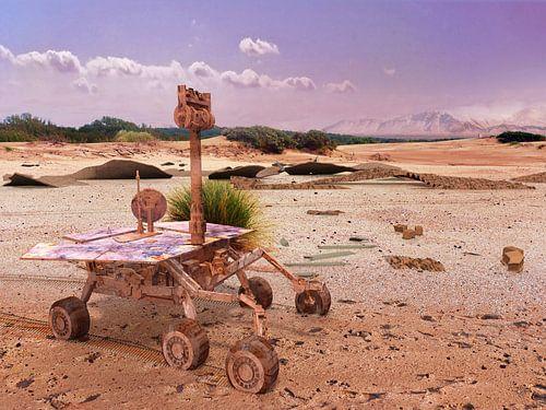 Marsrover Opportunity still going strong van