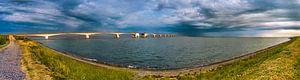 Panorama Zeelandbrug