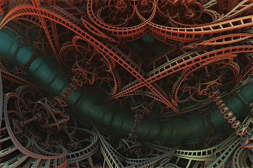 rollercoaster van luc destoop