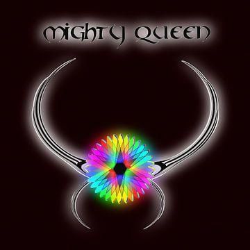 Mighty Queen #1 van Leopold Brix