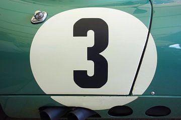 Racing No.3 van Theodor Decker