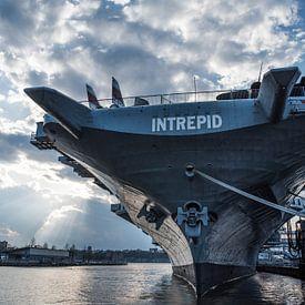 Intrepid Marine schip  van Mascha Boot