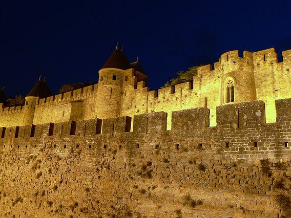 Carcassonne van R. de Jong