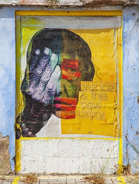 Curaçao straatkunst van Johann van der Geest