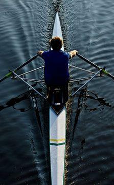 Symmetrical rower van Merijn Koster