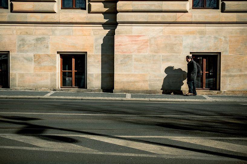 LOST IN PRAGUE (2019-12) van OFOTO RAY van Schaffelaar