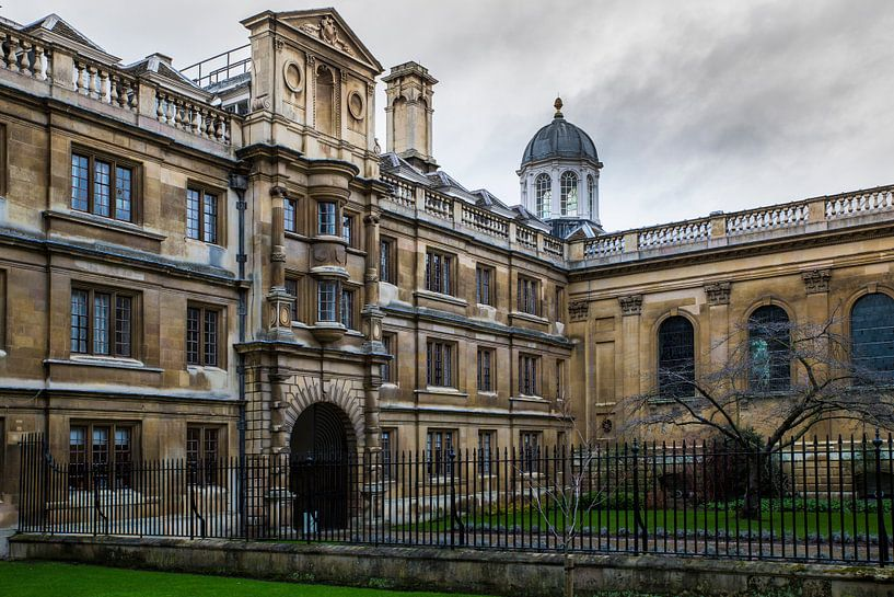 University of Cambridge van Ab Wubben