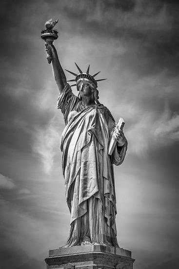 NEW YORK CITY Statue of Liberty van Melanie Viola