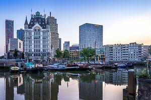 Het witte huis in Rotterdam - Westermeijer Kleur