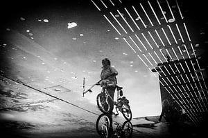 Reflected Bike