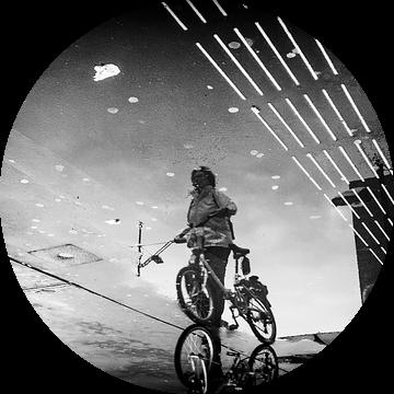 Reflected Bike van Lex Schulte