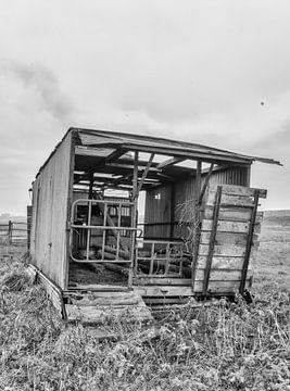 weidewagen van Niels Derksen