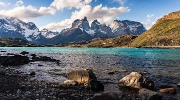 Cuernos del Paine van Claudia van Zanten