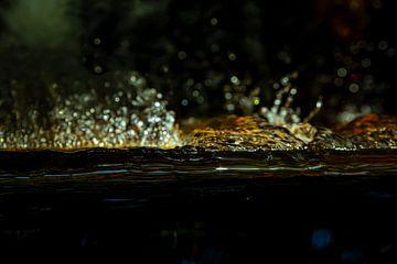 Water: druppels & stromen van Sia Windig